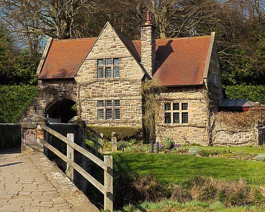 domy w anglii