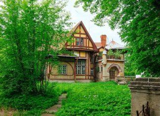 łądny dom