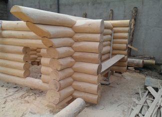 tanie domy z drewna caloroczne