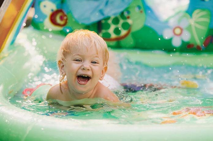 Bezpieczeństwo dzieci w basenie